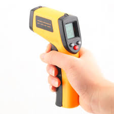 1Pcs GM320 Non Contact <b>Laser LCD</b> Display IR Infrared Digital C/F ...