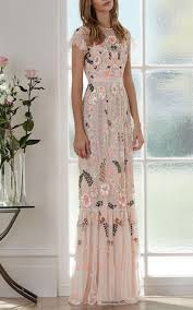 Best 25 Pink Floral Dress Ideas On Pinterest Pretty Dresses