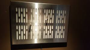 Led Light Bar Display Star Wars Dl 44 Wallmount Display Stand With Led Lights