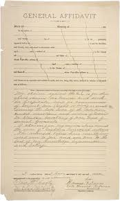 claim of harriet tubman national archives enlarge link general affidavit of harriet tubman