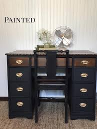 two tone furniture painting. delighful two this desk is a true beauty with itu0027s twotoned style i loved it for two tone furniture painting c