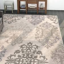 iron fleur beige area rug red barrel studio reviews