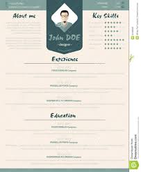 Modern Business Resume Template Cool New Modern Resume Curriculum Vitae Template With Design Ele