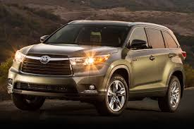2015 Toyota Highlander Specifications - Cars Auto New