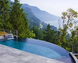 Small Backyard Infinity Pool