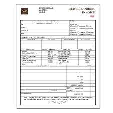 custom service invoices categories designsnprint