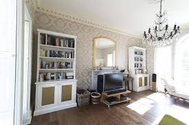 White Cabinets Living Room Dressers Cupboards
