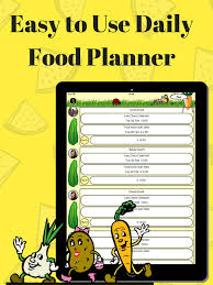 Daily Food Planner Daily Food Planner Health Aid App Price Drops