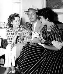 young debbie reynolds and elizabeth taylor. Interesting Young Elizabeth Taylor And Debbie Reynolds In Young And N