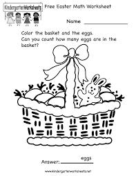 17 Best Images of Kindergarten Easter Worksheets ESL - Easter ...