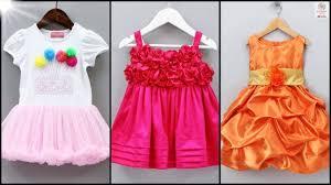 New Fashion Baby Dress Designs Latest Kids Stylish Fancy Dress Designs Collection