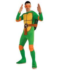 Adult Ninja Turtles Michelangelo Costume