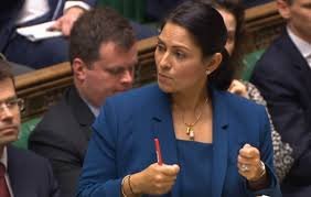 Priti Patel is doomed to failure | TheArticle