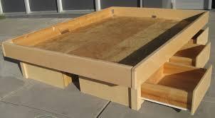 Woodwork Homemade King Size Floating Platform Assembly Maxresdefault