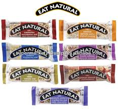 eat natural healthy snack bars gluten free various types uk brand