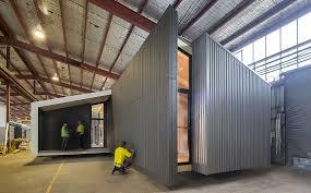 Modular Concrete Homes Prebuilt Residential Australian Prefab Homes Factory Built