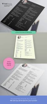 Latest Format Of Resume Psd Graphiorra