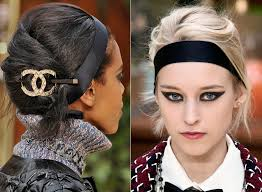 Chanel Hair Style do the hair twist heres how to get the chanel runway look hair 5178 by stevesalt.us