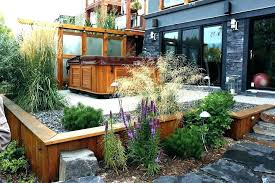 creative backyard decking patio privacy ideas medium size of solutions screens unique fence inexpensive outdoor