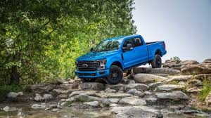 Cab To Axle Body Length Chart Ford All New 2020 F Series Super Duty Debuts Rock Crushing Tremor