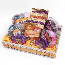 toffee gift basket