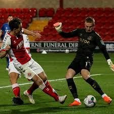 KFC aim hilarious dig at former Sunderland man Jordan Pickford following  Everton mistakes - Chronicle Live