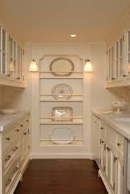 beautiful butler s pantry cream cabinets aged brass hardware beautiful molding