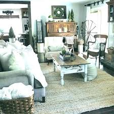 country style braided area rugs living room modern livin