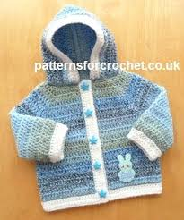 Free Baby Crochet Patterns For Beginners Beauteous Free PDF Baby Crochet Pattern For Hooded Jacket Httpwww