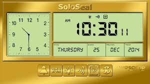 Live Clock Wallpaper For Desktop posted ...