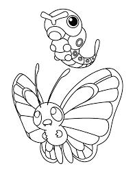 Coloring Pages Pokémon Gifs Pnggif