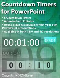 Countdown Clock For Powerpoint Presentation Countdown Timers For Powerpoint Powerpoint Concepts Powerpoint