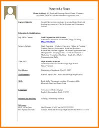 3 How To Write Work Experience In Cv Example Emt Resume A Job