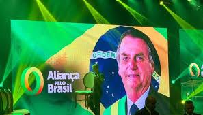 Resultado de imagem para imagens do partido aliança pelo brasil