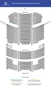 Richard Rodgers Theater Seating Chart Best Picture Of