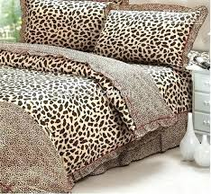 print comforter pink and blue leopard animal sheets bed reviews queen sets for king size