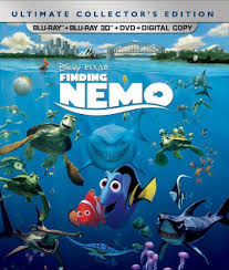 finding nemo 3d poster. Delighful Poster Amazoncom Finding Nemo FiveDisc Ultimate Collectoru0027s Edition Bluray 3DBlurayDVD   Digital Copy Albert Brooks Ellen DeGeneres Alexander Gould  For 3d Poster