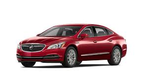 a red 2018 buick lacrosse preferred