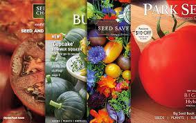 garden seed. Top 12 Garden Seed Catalogs I