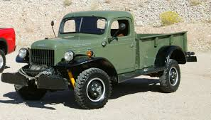 1946 Dodge Power Wagon Review - Top Speed