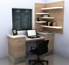 home office corner. This Is Another Take On High Corner Office Shelves. Home R