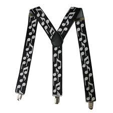 OnnPnnQ Fashion Personality <b>Men Suspenders Casual 3</b> Clips ...