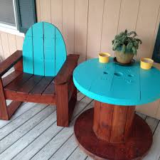 wooden outdoor furniture painted. Inspiring Patio Ideas Painting Wood Outdoor Furniture Painted Wooden Pic For Spray Paint Concept And