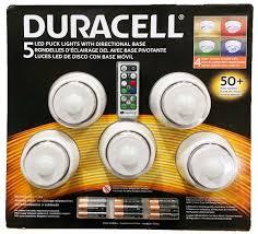 Capstone Lighting Remote Change Battery Upc 631052004069 Duracell Capstone 5 Led Puck Lights