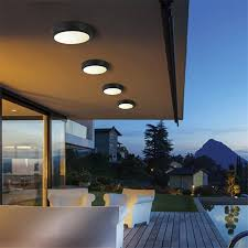 Outdoor terrace lighting Outdoor Dining Led Ceiling Light Aisle Waterproof Light Simple Ceiling Lamp Outdoor Outdoor Waterproof Balcony Light Terrace Lighting Nr 111in Ceiling Lights From Lights Aliexpress Led Ceiling Light Aisle Waterproof Light Simple Ceiling Lamp Outdoor