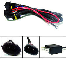 high beam relay car truck parts high performance hid xenon wire relay harness 9006 9005 h11 h9 h7 h4 h13 9012