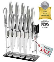 Kitchen Room  Awesome Good Knife Block Kitchen Knife Block Set Best Kitchen Knives Set