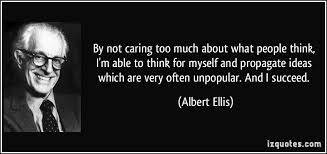 Quotes About Not Caring What Others Think Interesting Quotes About Not Caring What Others Think