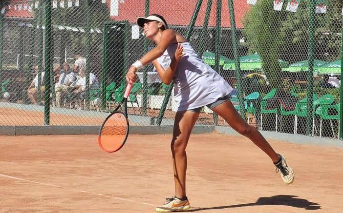 إقصاء إيناس بكرار في الدور الثاني لدورة المنستير لتنس (الأسبوع 21)