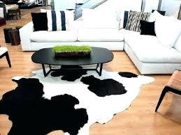 fake cowhide rug faux cowhide rug extraordinary faux cow rug photo 6 of 8 black white fake cowhide rug